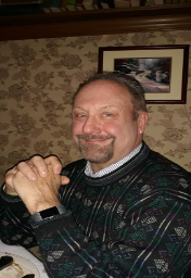 David Garrity – Volunteer Engagement Coordinator/Social Media